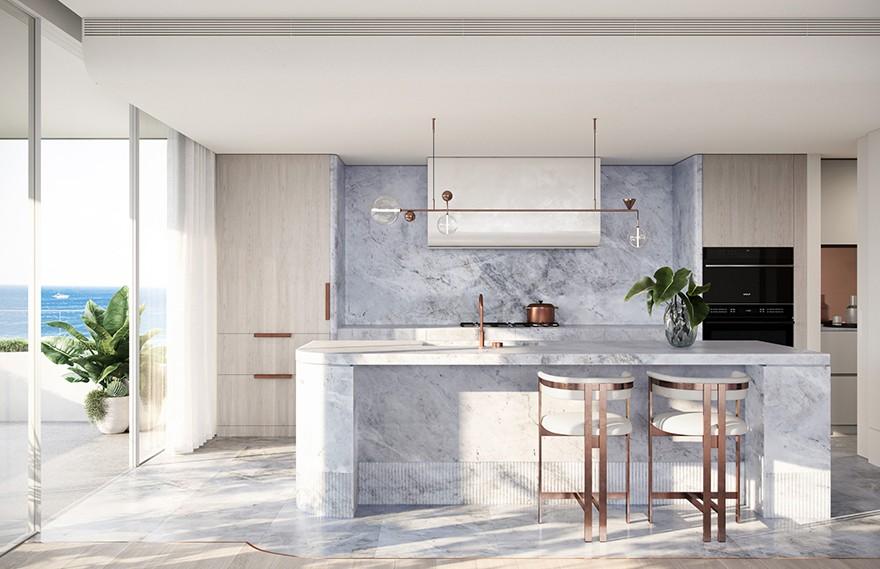 Mim Design | Kalypso Residence