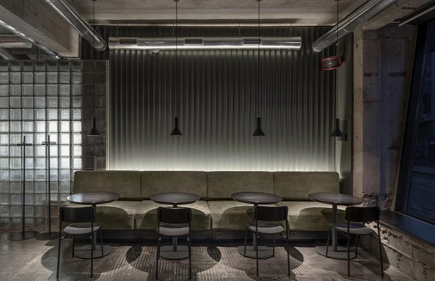 Balbek Bureau   Protagonist Bar , 富有创造力的酒吧
