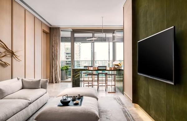 Model Room T5-21B in One Shenzhen Bay