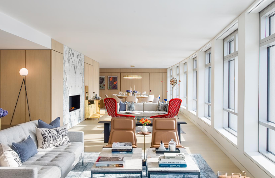 Conran + Partners | Centre Point Tower Amenities
