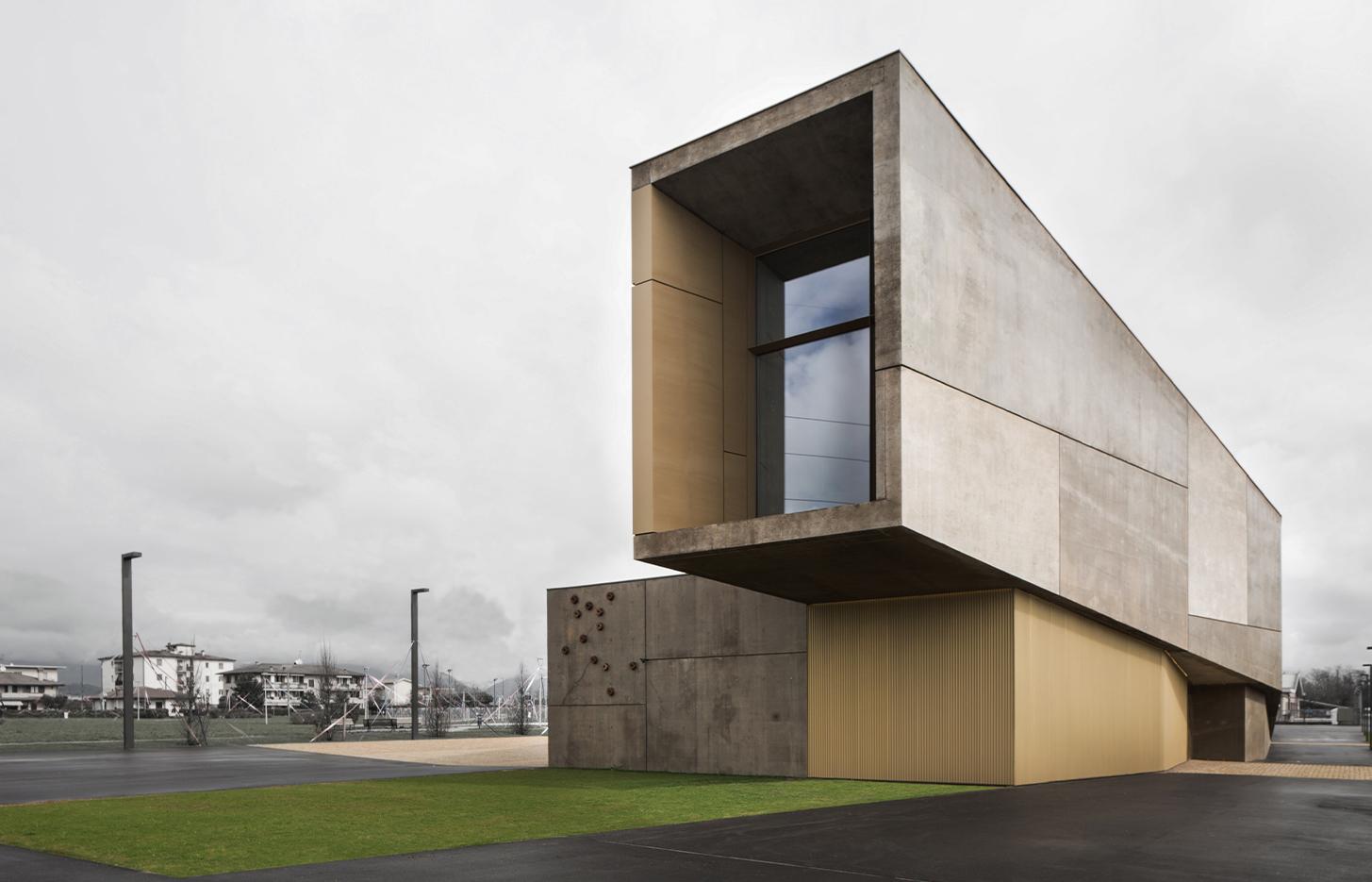 Paolo Belloni | New Church and Parish Center