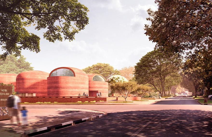 David Adjaye | Thabo Mbeki Presidential Library