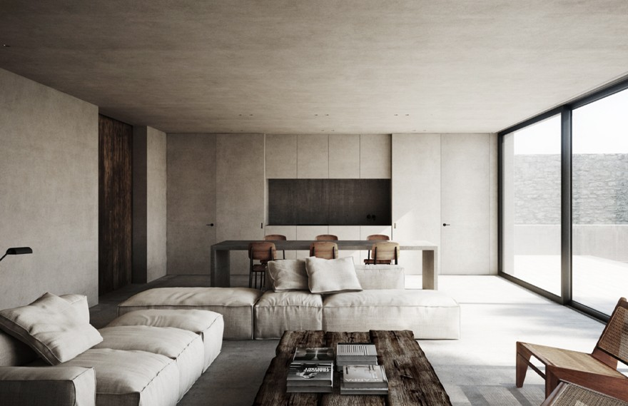 Nicolas Schuybroek   S House,Old And New Socialist Modern Residential