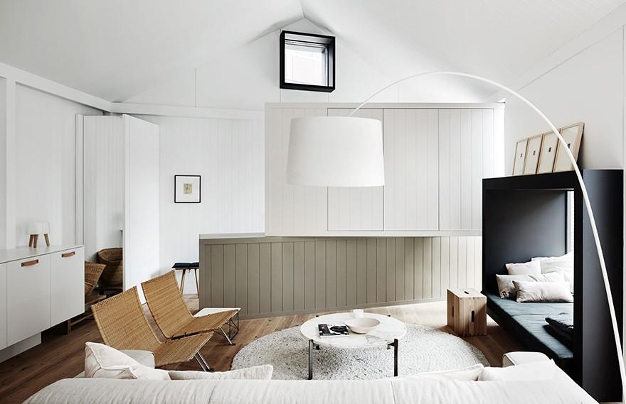 Whiting Architects | Ogrady , 墨尔本当代简约住宅