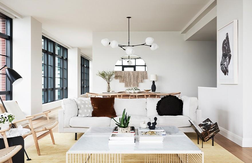 Nune Deisgn | Charles Street Apartment