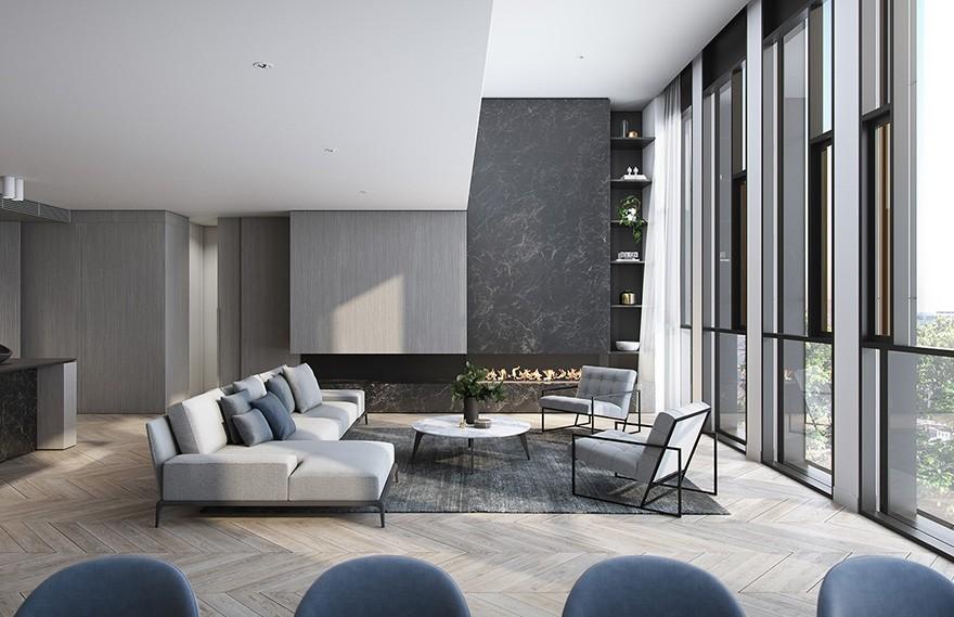 Hayball   Camberwell Apartment , 现代独特的豪华公寓