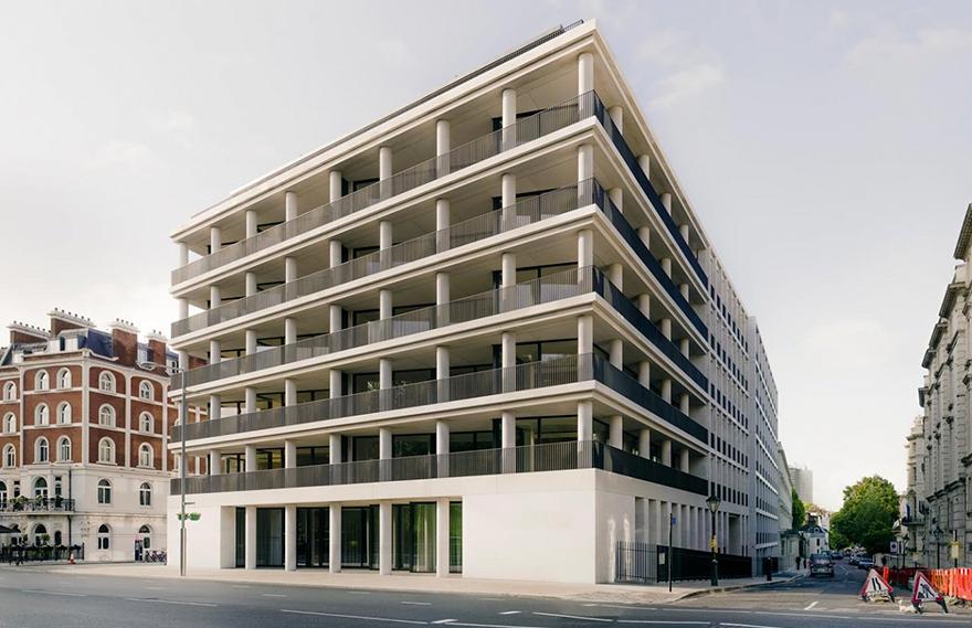 David Chipperfield | One Kensington Gardens Building