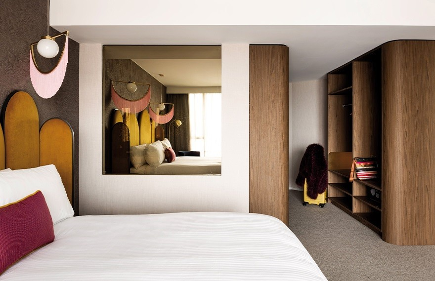 Woods Bagot | Ovolo The Valley , 来源于生活的设计