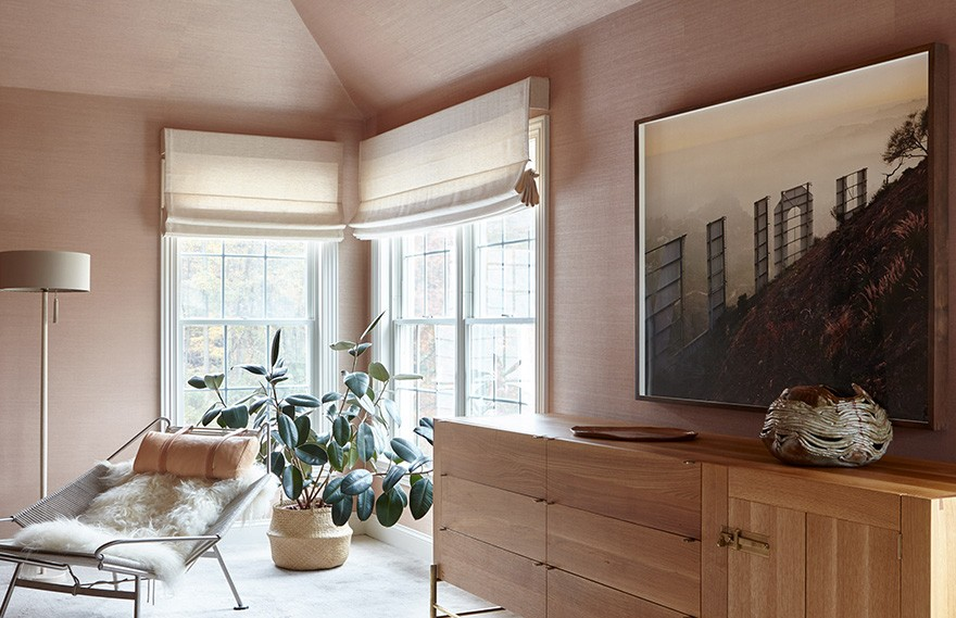 Greyscale Interiors | New York Home , 复古艺术的装饰魅力