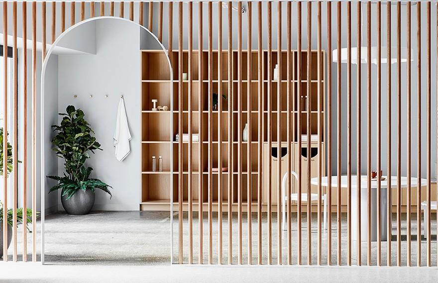 Studio 103 | Balance Room , 宁静质朴的美学空间