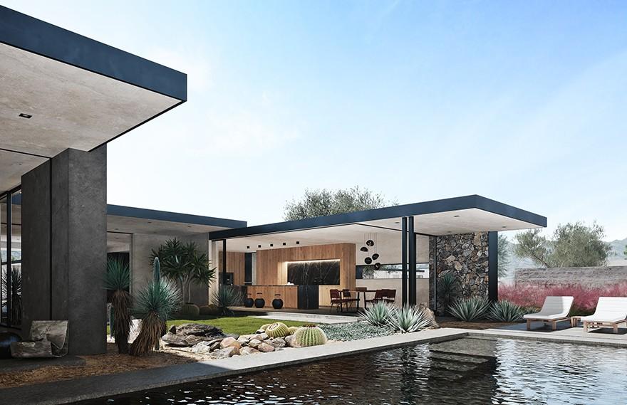Studio AR&D Architects   Echo Rancho Mirage