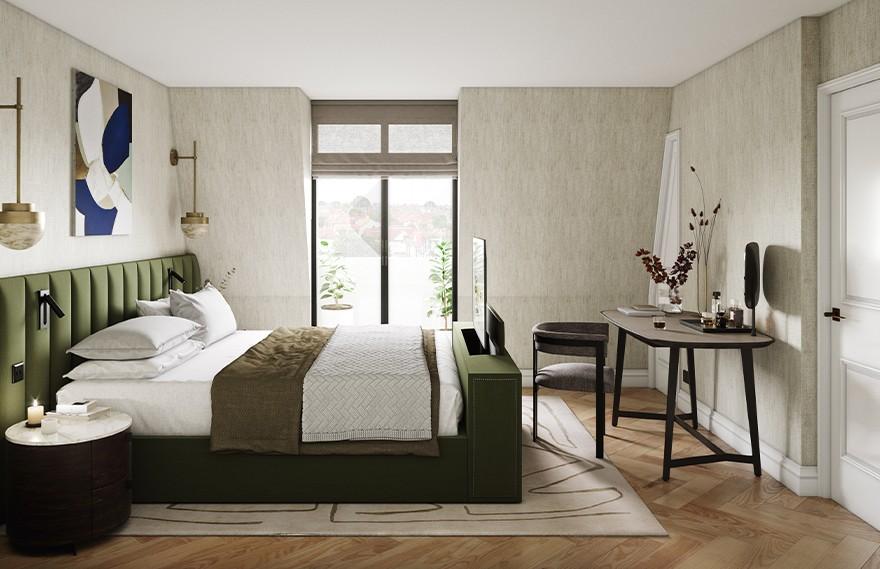 Alessia Mainardi | South Kensington , 典型大方的轻奢风格