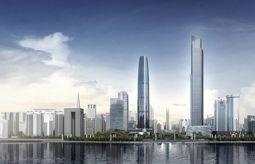 Rosewood Guangzhou,The Tallest Hotel in China