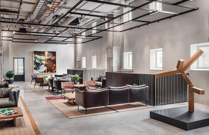 Gert Wingardh | Blique Hotel , 高级有机的极简主义