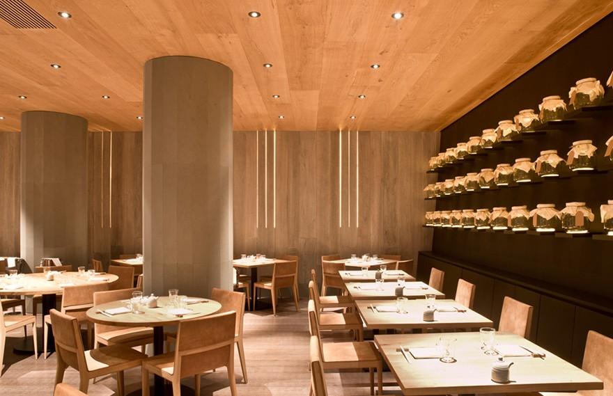 Claudio Silvestrin | Roka Restaurant