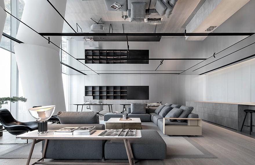 共和都市   RMA Office , 未来办公空间