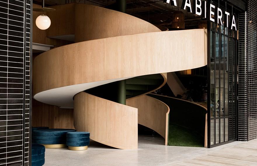 MYT+GLVDK   Cocina Abierta , 多样化的传统设计美学
