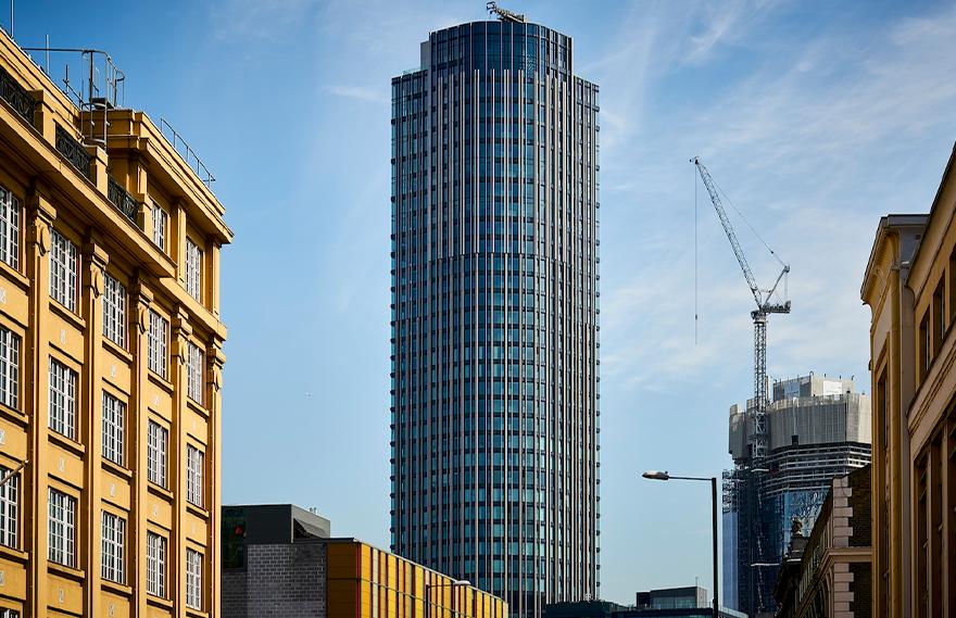 Richard Seifert | Southbank Tower Building