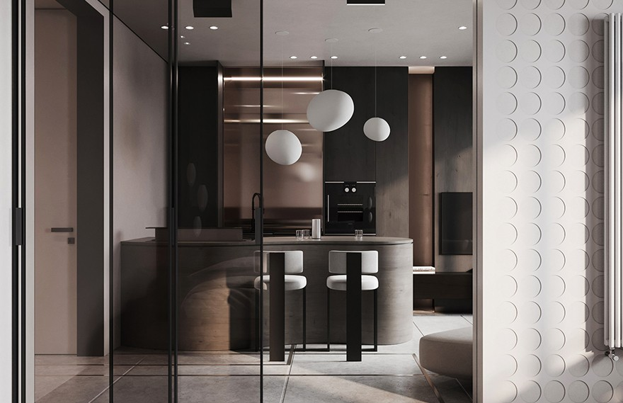 Sofina Anastasia   Modern Apartment