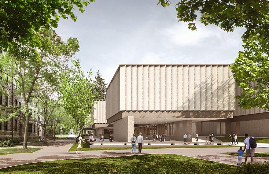 David Adjaye | Princeton University Art Museum