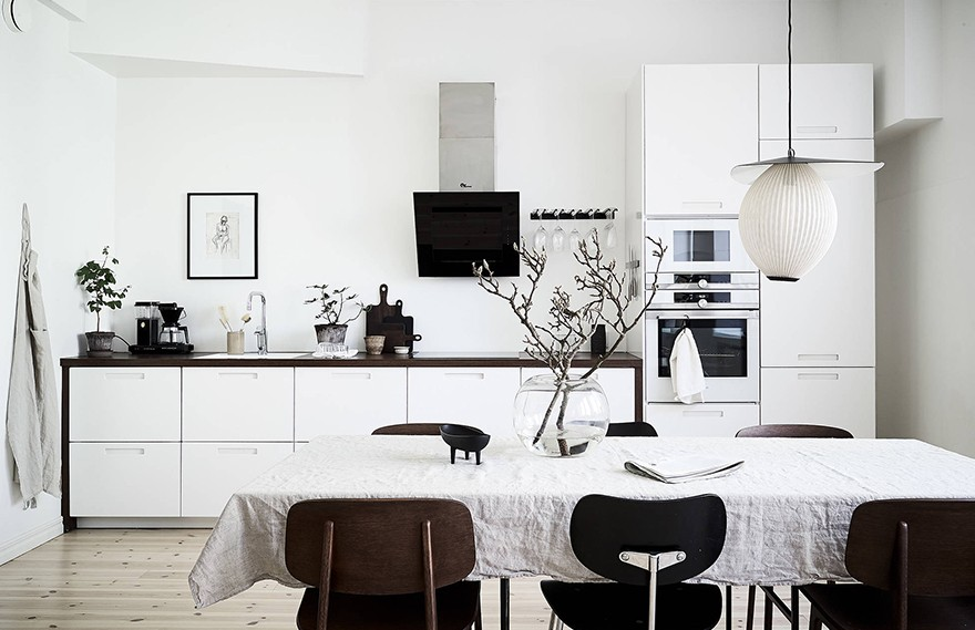 Grey Deco | Lasarettsgatan 6,Simple Houses In Northern European Style