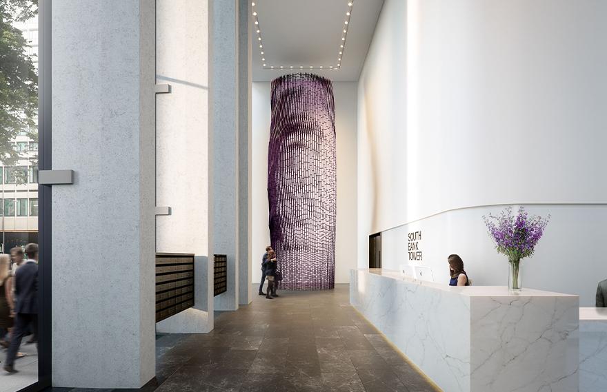 Richard Seifert | Southbank Tower Amenities