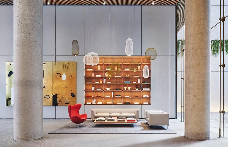 Renzo Piano | 565 Broome SoHo Amenities