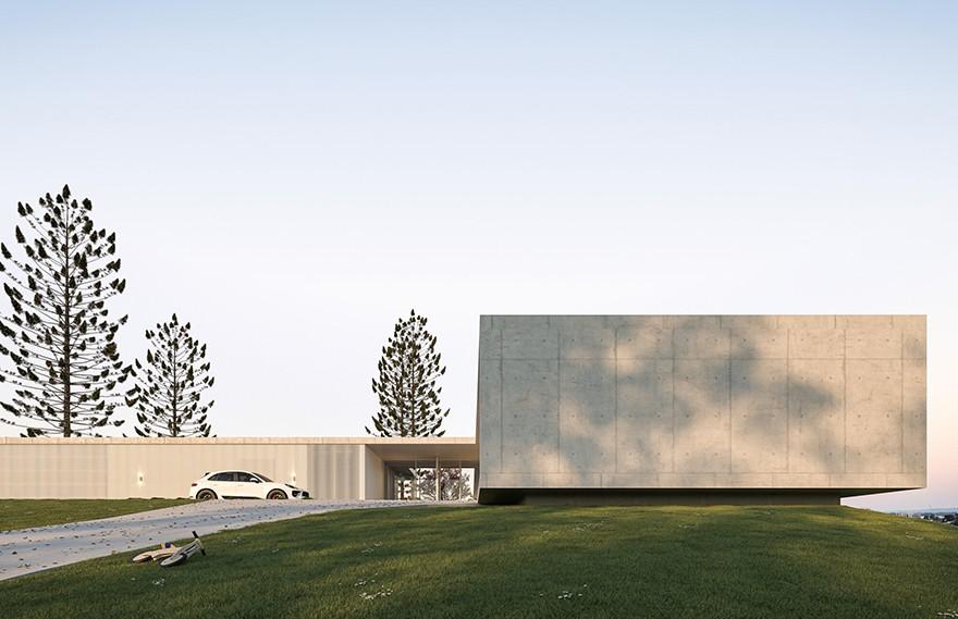 Joe Adsett Architects   Ridgeline